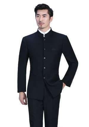 体形偏胖的男士在选择定制西装时要关注哪些细节?